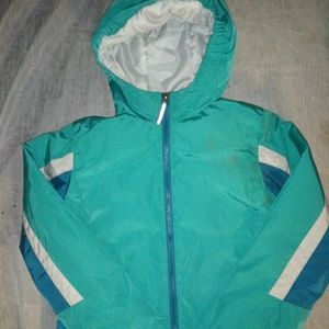 LANDS END: GIRLS SZ:M 10 -12. WINTER JACKET